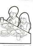 oracion alimentos