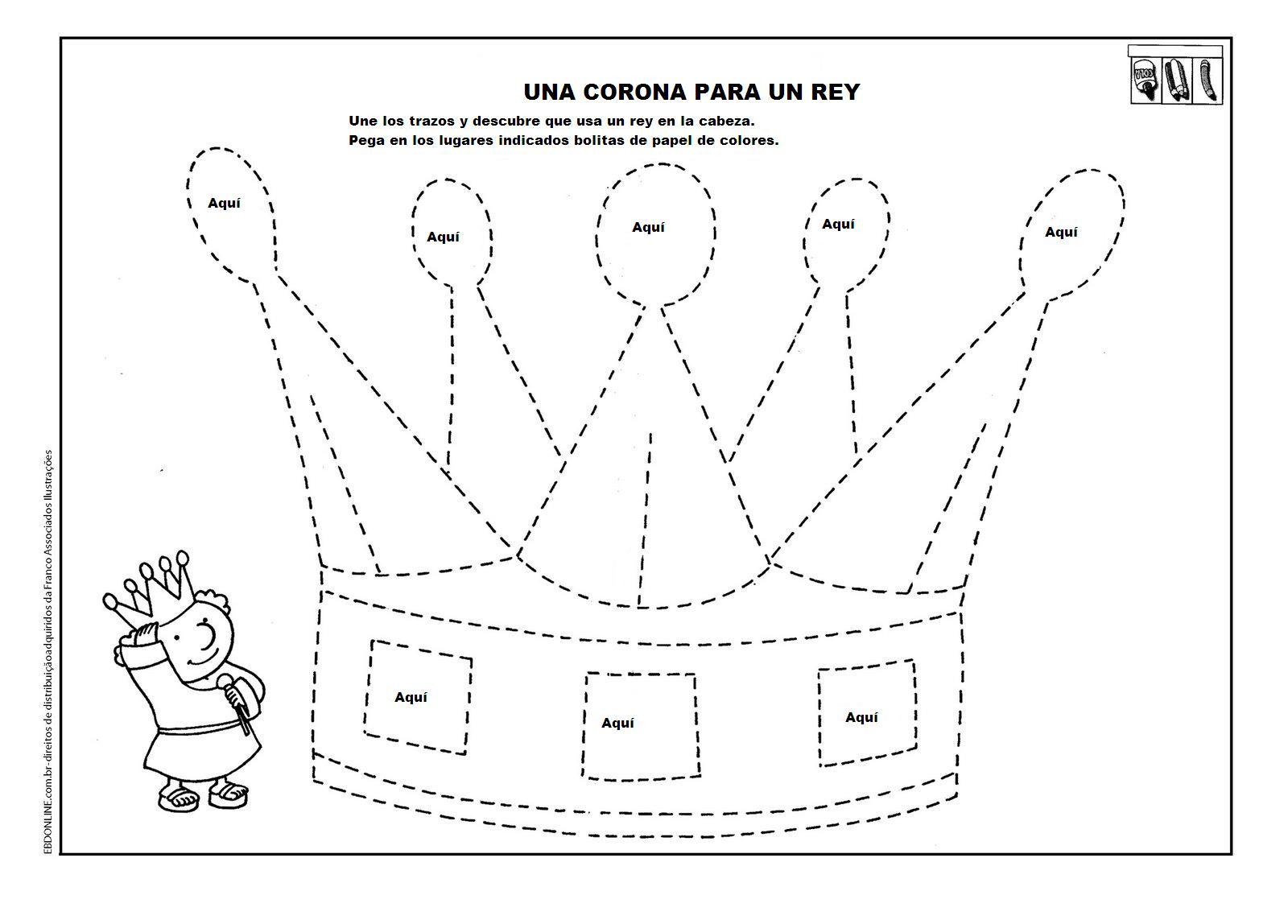 Plantillas De Coronas
