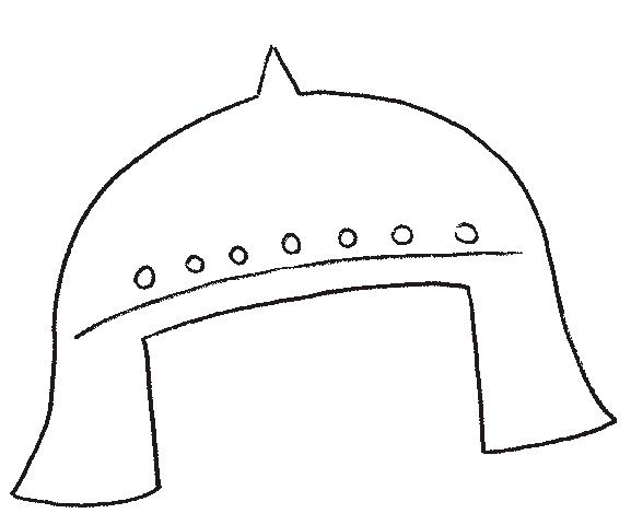 Armadura de dios efesios 6 imagenes para colorear - Imagui