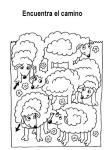 Laberinto oveja