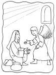 Gabriel visita a María 2