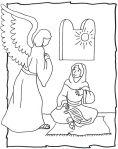 Gabriel visita a María 5