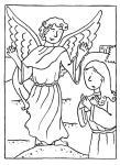 Gabriel visita a María 7