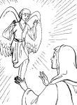 Gabriel visita María 1