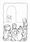 El niño Jesús en el templo 7